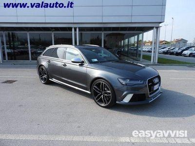 usata Audi RS6 avant 4.0 tfsi quattro tiptronic cv560 benzina