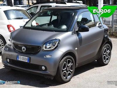 used Smart ForTwo Coupé 0.9 t. Prime 90cv twinamic