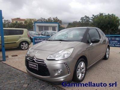 usata Citroën DS3 DS 31.6 HDi 90 So Chic Pollena Trocchia