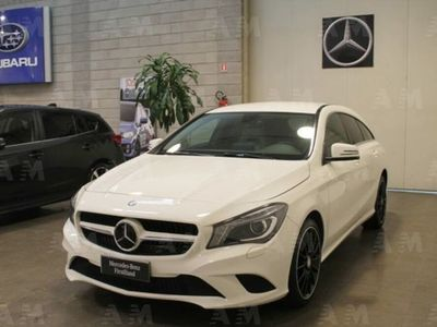 używany Mercedes CLA180 Shooting Brake d Automatic Sport Night del 2016 usata a Pescara