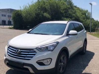 brugt Hyundai Grand Santa Fe 2.2 CRDI 4WD