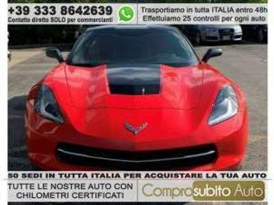 usata Corvette C7 6.2 v8 1lt Benzina