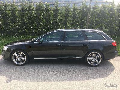 brugt Audi A6 s-line 3.0 tdi v6 quattro IN GARANZIA