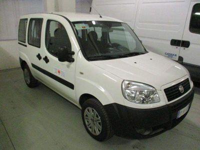 usata Fiat Doblò 1.6 Benzina/Metano