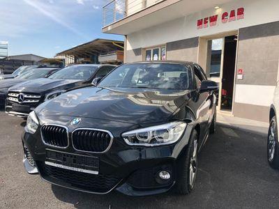usata BMW 116 Serie 1 (F20) 5p. Msport NAVIGATORE LED FULL OPTIO