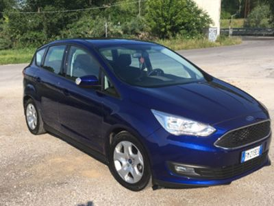 used Ford C-MAX 1.6 120CV GPL