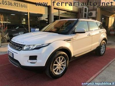 brugt Land Rover Range Rover 2.2 TD4 5p. Pure Tech GAR APPROVED 24M IVA ESPOSTA Fiorano Modenese