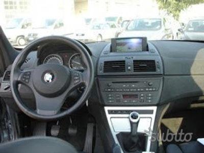 brugt BMW X3 2.0 diesel 150cv 4x4