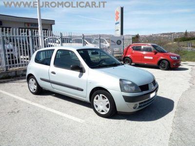 usata Renault Clio II 1.5 dCi 65CV cat 3 porte Expression del 2003 usata a Busso