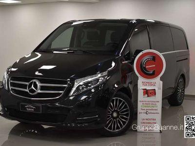 usata Mercedes V250 BluTec D Premium Nav Km Cert Italy IVA INCLUSA