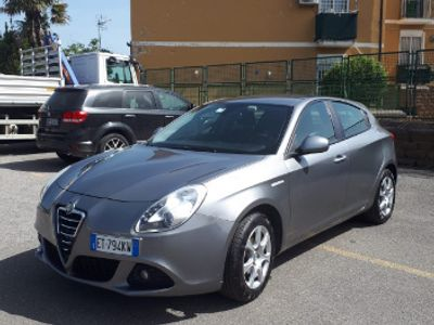 brugt Alfa Romeo Giulietta turbo GPL 120 cv