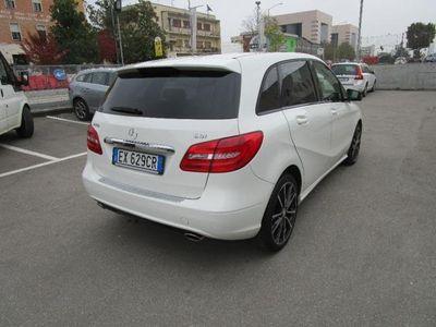 usata Mercedes B200 CDI 4Matic Automatic Premium