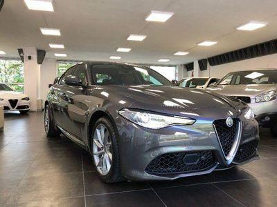 gebraucht Alfa Romeo Giulia 2.2 Turbodiesel 210 CV AT8 AWD Q4 Veloce TI