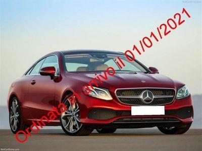 usata Mercedes E300 BUSINESS SPORT DEL 2020
