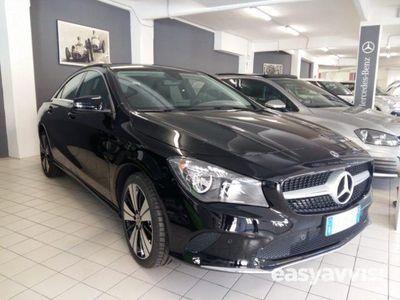 second-hand Mercedes CLA180 d Premium rif. 10891189