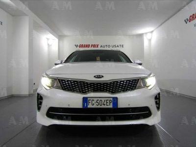 gebraucht Kia Optima 1.7 CRDi Stop&Go DCT7 Sportswagon GT Line