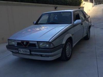 used Alfa Romeo 75 2.0i Twin Spark asn