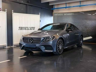 usata Mercedes 220 Classe E Coupè Couped Premium 4matic auto