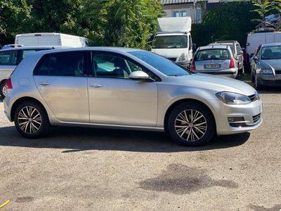 usata VW Golf Allstar bluemotion