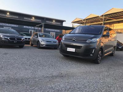 usata Citroën Spacetourer