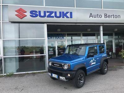 käytetty Suzuki Jimny 1.5 VVT TOP