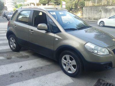 usata Fiat Sedici modello 2008 multijet 120 cv 4x4