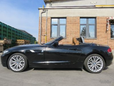używany BMW Z4 (E89) - sDrive 30i, 258 cv, maggio 2011