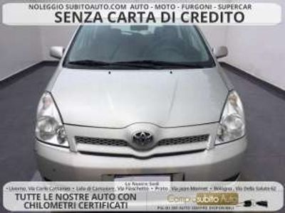 usata Toyota Corolla Verso 2.0 16V D-4D Diesel