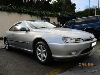 second-hand Peugeot 406 Coupe benz/gpl