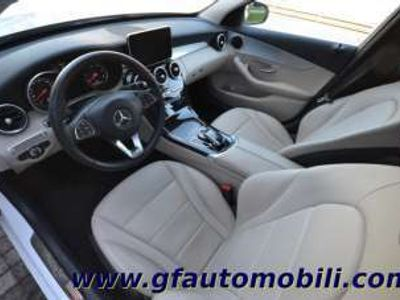 usata Mercedes C300 h BlueTEC Hybrid Premium * AMG * Sport * EURO 6 Elettrica/Diesel
