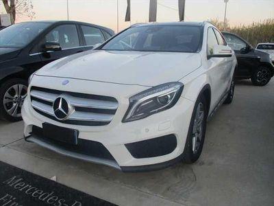 usata Mercedes 220 GLA Classe (X156)d Automatic 4Matic Premium