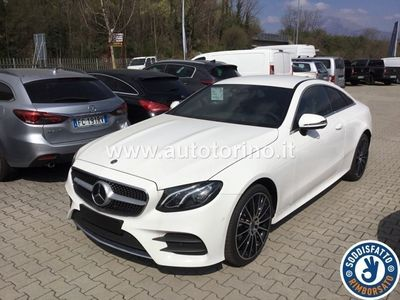 gebraucht Mercedes E220 CLASSE E COUPÉ4MATIC Automatic Premium