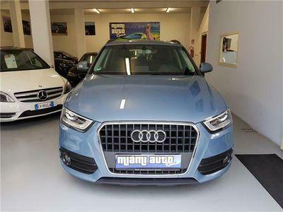 usata Audi Q3 2.0 TDI Advanced UNIPRO' TAGL CERTIFICATI