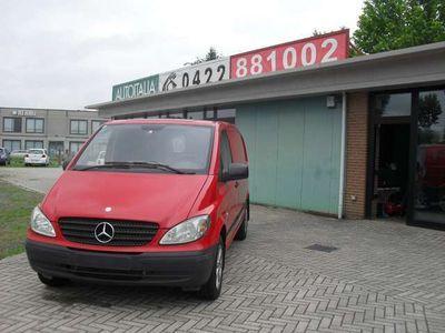 usata Mercedes Vito 2.2 110 CDI TN Furgone Compact