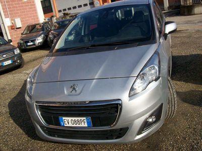 usata Peugeot 5008 1.6 HDi 115CV Active Mix 7 POSTI