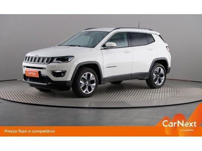 begagnad Jeep Compass 2.0 Mjet 103kw Limited 4wd Auto