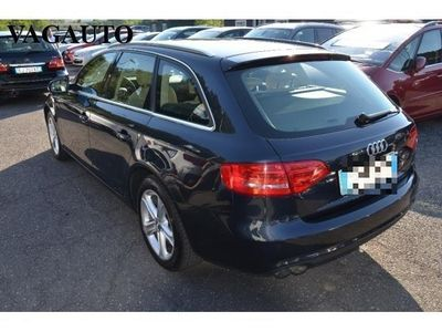usata Audi A4 2.0 TDI 143 CV F.AP. multitronic 24 MESI GAR Roma