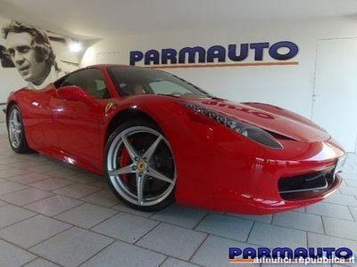 usata Ferrari 458 Italia DCT*/*SERVICE UFFICIALE*/*BELL1SS1MA*/* Parma