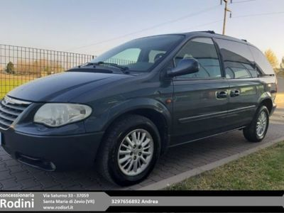 usata Chrysler Grand Voyager 2.8 CRD cat WPC S.S. Auto