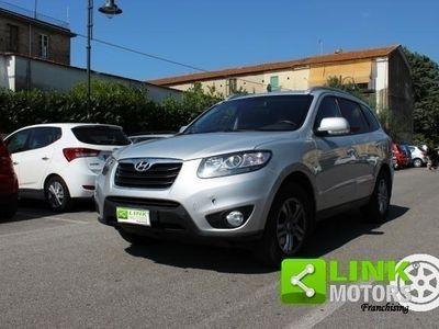 brugt Hyundai Santa Fe 2.0 CRDi VGT 2WD Comfort