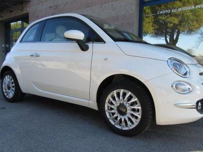 usata Fiat 500 500 500 NUOVALOUNGE BLUETOOTH CERCHI IN LEGA