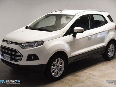 usata Ford Ecosport 1.5 tdci Plus 90cv