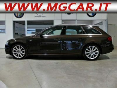 usata Audi A4 Avant 2.0 TDI 150 CV S LINE -CERCHI 18-T
