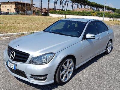 usata Mercedes C350 CDI BlueEFFICIENCY Avantgarde