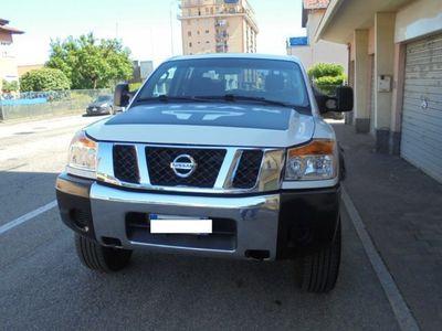 brugt Nissan Titan 5600 V8