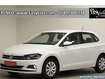 usata VW Polo 1.0 TSI 80 CV 5p. CLIMA PDC FRONT ASSIST