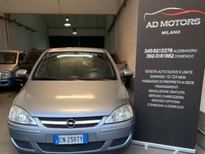 usata Opel Corsa 1ª serie 1.0i 12V cat 3 porte Club