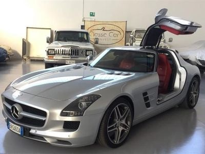 second-hand Mercedes SLS AMG Coupé FULL-UNICO PROPRIETA