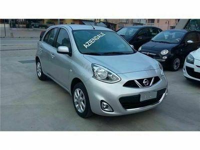 usata Nissan Micra 1ª serie 1.2 12V 5 porte Acenta FINANZ. TAN 3,95% !