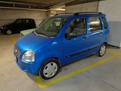 usata Suzuki Wagon R+ 1.3i 16V cat 4x4 GL